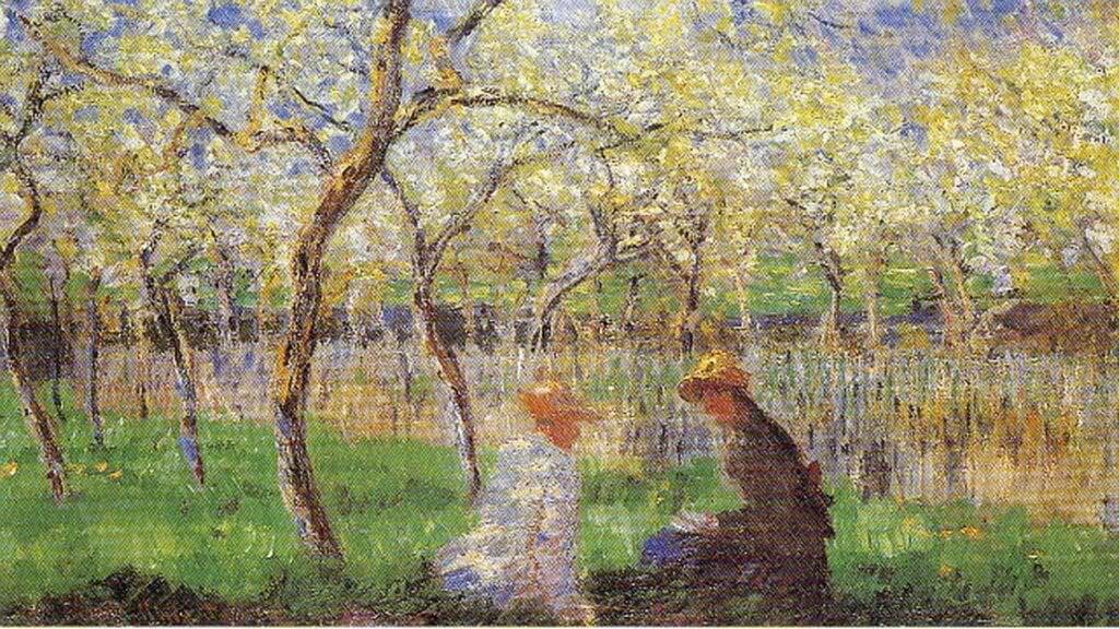 œuvre d'Edouard Manet
