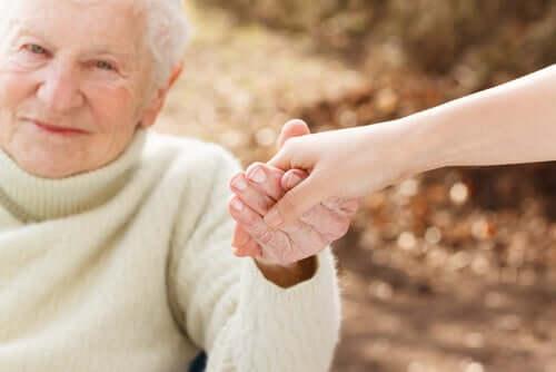 Les soins accordés aux personnes dépendantes