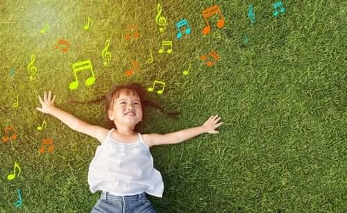 La musicothérapie peut même s'appliquer aux plus petits