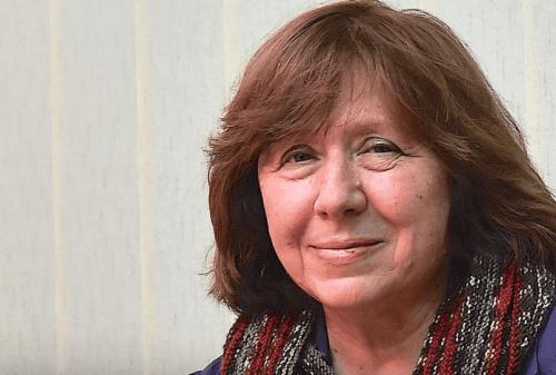 Svetlana Alexievich, biographie d'une chroniqueuse fabuleuse