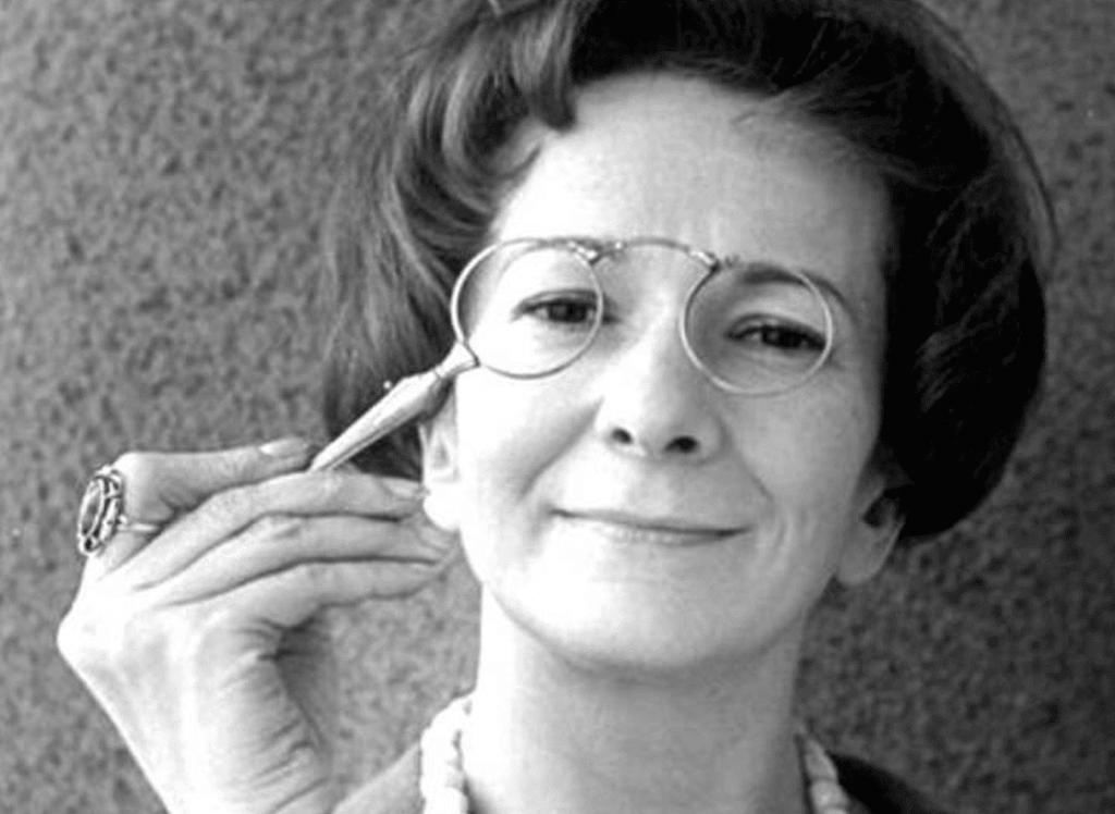 Wislawa Szymborska jeune