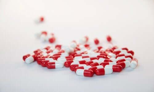 Des capsules de prégabaline