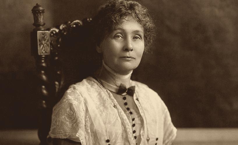 Emmeline Pankhurst : biographie d'une suffragette leader