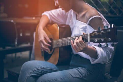 Le fait de jouer d'un instrument de musique favorise la production de neurones