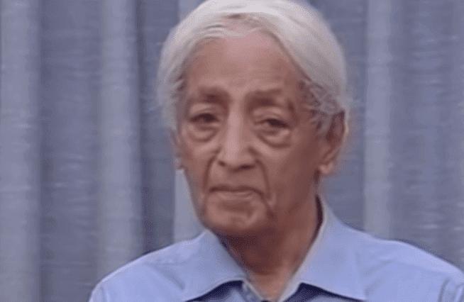 Jiddu Krishnamurti: la Vérité est un pays sans chemin
