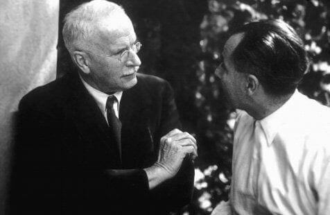 Medard Boss et Jung