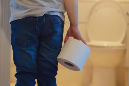Apprendre la propreté aux enfants est essentiel pour éviter l'encoprésie