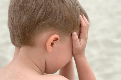 Les tics pendant l'enfance