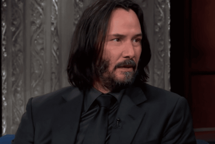Une interview de Keanu Reeves