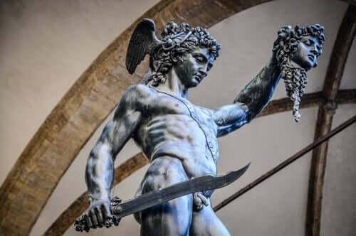 Le mythe de Persée et Méduse