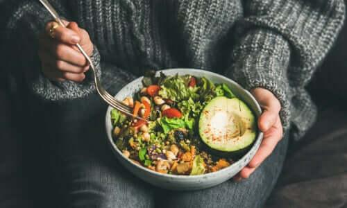 Le végétarisme se base essentiellement sur la consommation de fruits et de légumes