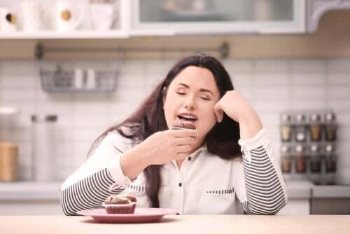 Il existe un lien entre l'obésité et la culpabilité