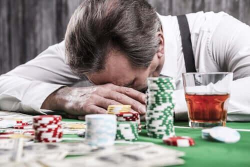 Distorsions cognitives chez le joueur compulsif