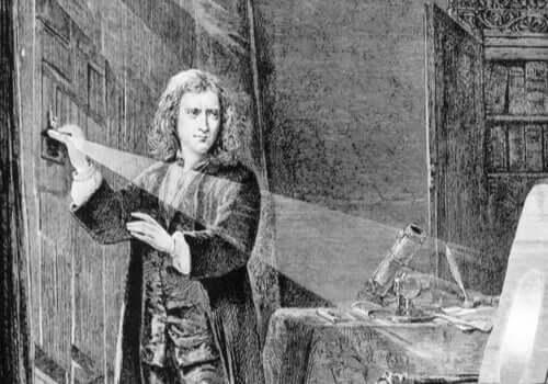 Isaac Newton jeune