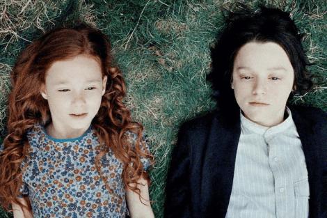 Severus Rogue et Lily Potter