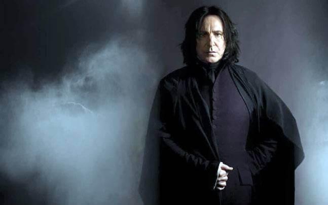 Severus Rogue : qui est qui dans la saga Harry Potter ?