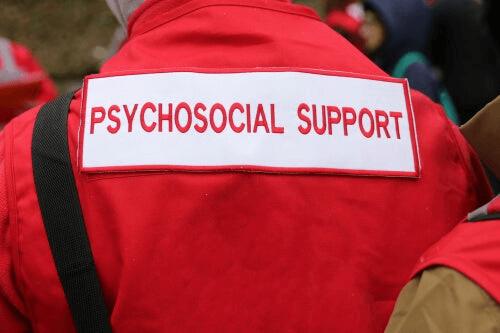 L'intervention psychosociale est très importante en cas de catastrophe