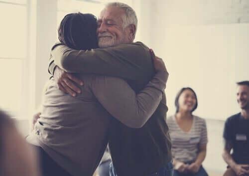 La manifestation d'empathie fait partie des actions pour changer le monde