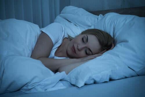 Notre cerveau travaille lorsque nous dormons