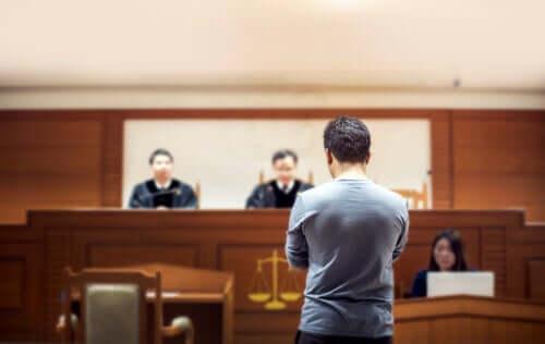 Un homme condamné à la peine de mort par la justice