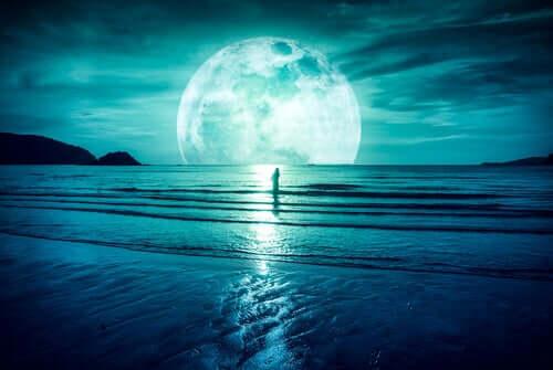 La lune sur la mer et les études de Donald Redelmeier