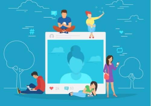 L'apparence sur les réseaux sociaux
