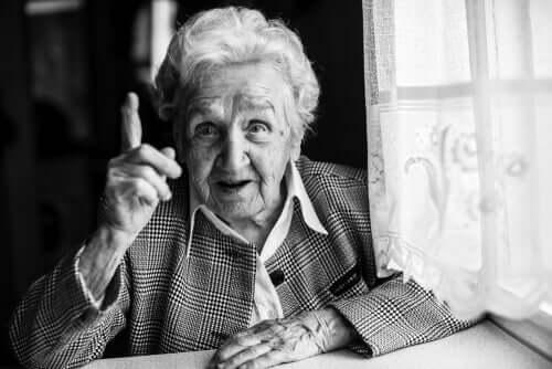 Ma grand-mère, cette psychologue