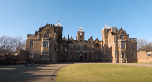 La sombre histoire de l'hôpital psychiatrique d'Aston Hall