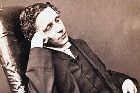 Lewis Carroll, le père d'Alice au pays des merveilles