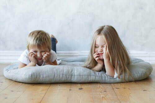 Le pouvoir de l'ennui chez les enfants