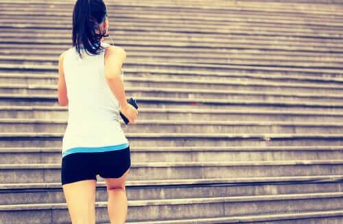 La maîtrise de soi passe par l'exercice physique