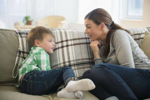 Communiquer pour gagner le respect de votre enfant