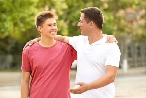 Les adolescents et leurs parents