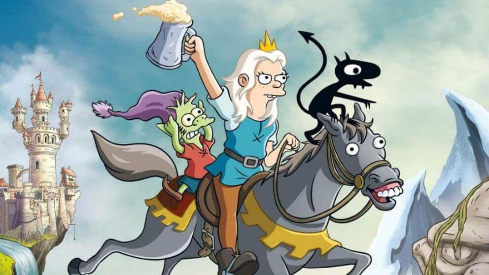 Désenchantée: la satire de la société médiévale de Matt Groening