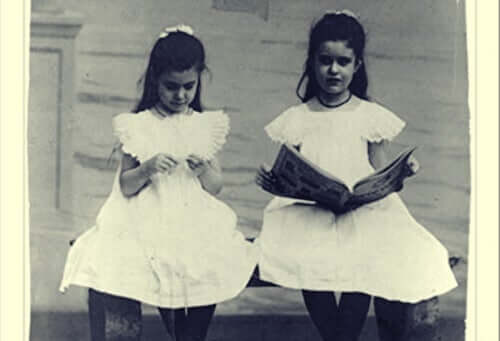 Sophie et Anna Freud