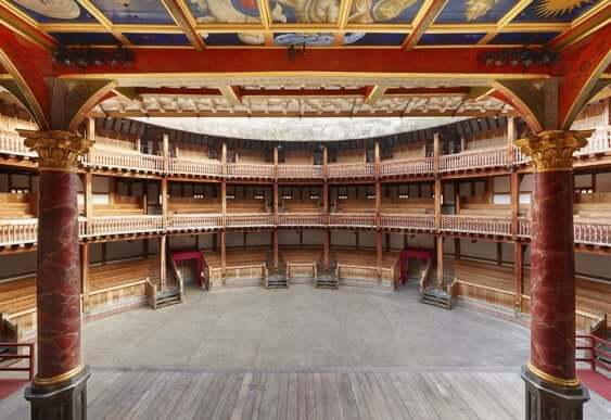 Shakespeare et the Globe