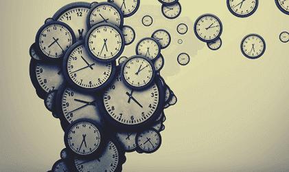 """Les deux """"horloges"""" du cerveau pour prévoir l'avenir"""