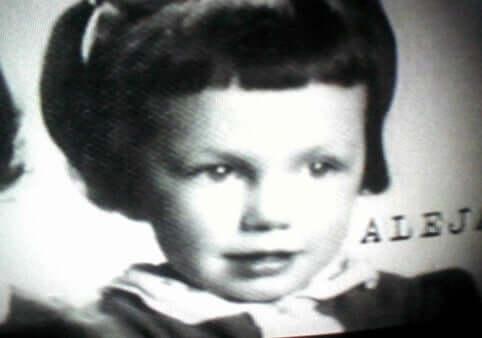 Alejandra Pizarnik enfant