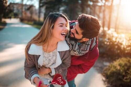 Tomber amoureux d'une personne