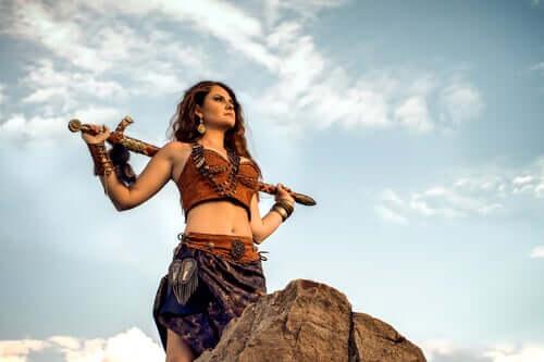 Boadicée, femme guerrière
