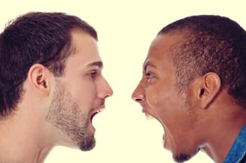 Le cerveau d'une personne raciste est régi entre autres par la peur