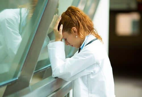 Le burnout chez les professionnels de la santé