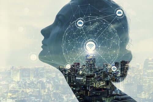 L'intelligence collaborative symbolisée par un réseau