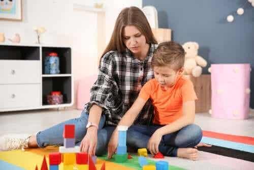 Traitement psychologique de l'autisme