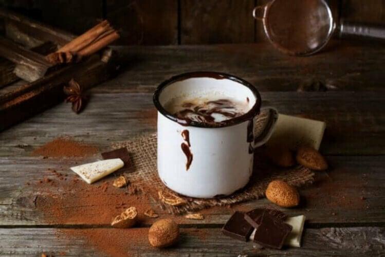 Le chocolat et l'anandamide