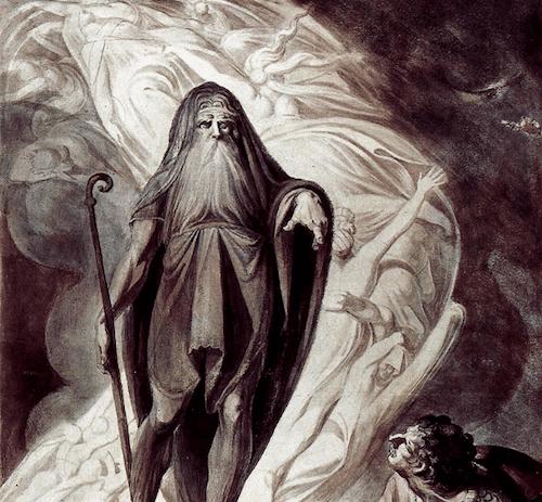 Tirésias, le mythe de la voyance