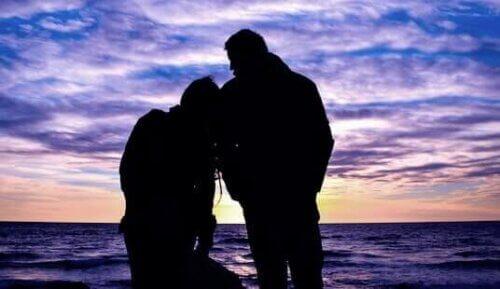 L'amour véritable dans un couple