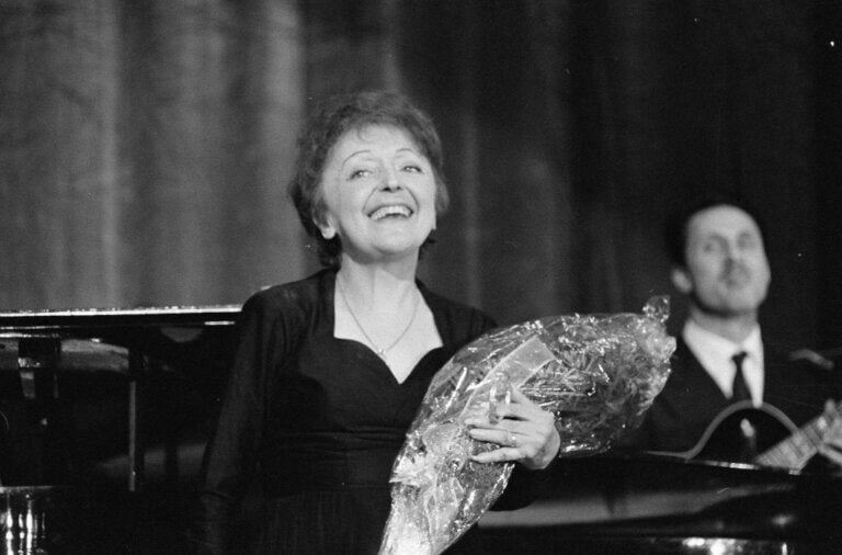 Edith Piaf, biographie de la môme de Paris