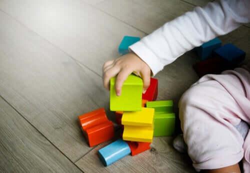 L'observation de la psychomotricité pendant l'enfance