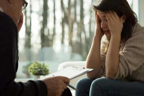 La désensibilisation systématique chez un psychologue